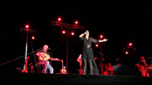"""Συναυλία-Ελεωνόρα Ζουγανέλη-Φεστιβάλ """"ΙΩΝΙΑ"""" 2018"""